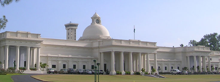 James Thomason Building - The Royal Building, IIT Roorkee