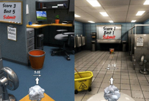 Paper-Toss-Android-Game