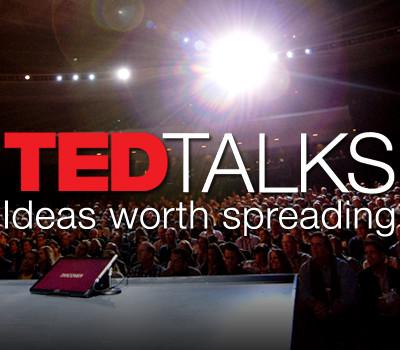 ted talks: ideas worth spreading!