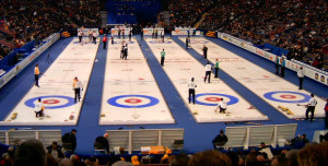 Curling Th Physics Behind This Game Of Winter Olympics