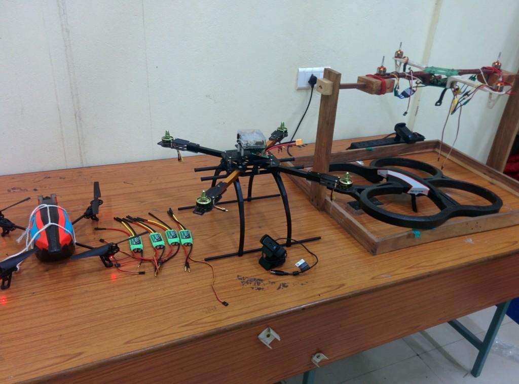 Aerial Robotics Kharagpur