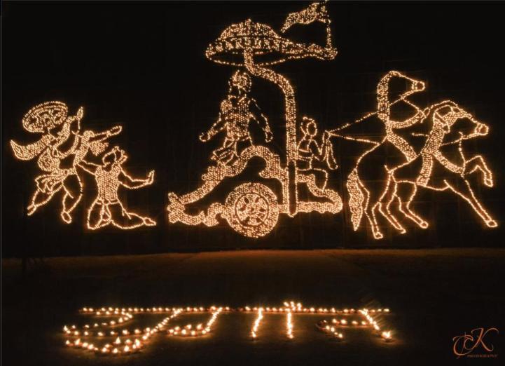 IIT Kharagpur Illumination