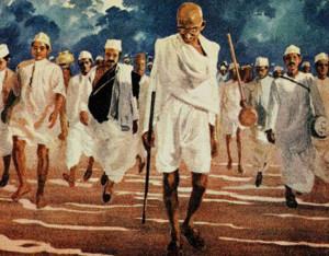 Mahatma Gandhi Indian modern history